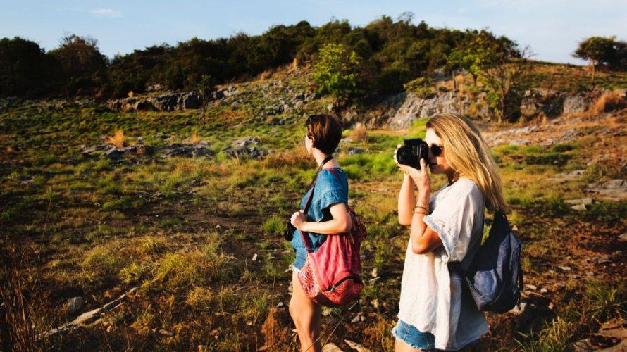 旅行中もおしゃれがしたい!旅好き女子のおしゃれを叶えるファッションアイテム5選