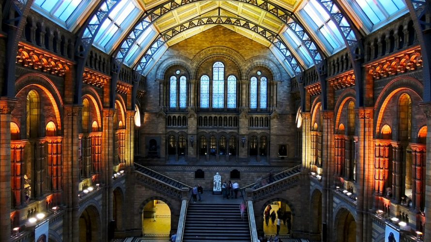 【イギリス・アート旅行】世界中のお宝が観られるロンドンの美術館・博物館5選