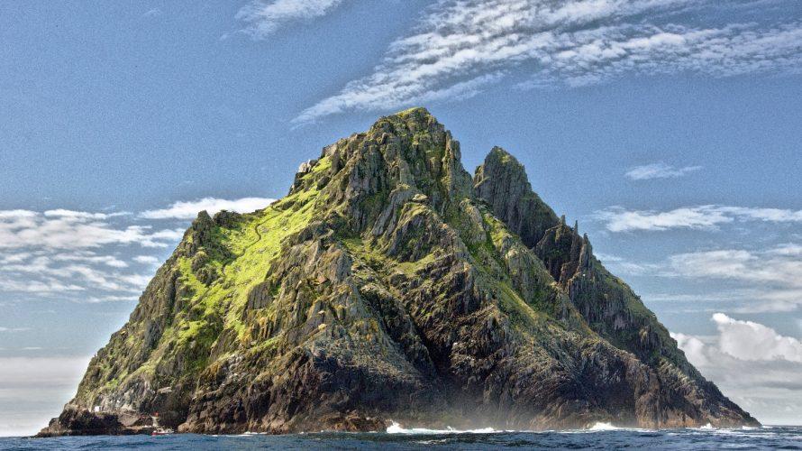 冒険好きにおすすめ!船で渡れるアイルランドの無人島や秘境の島