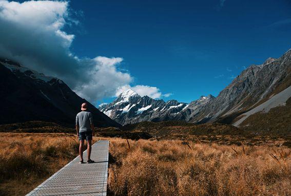 ニュージーランド観光のハイライト!世界遺産マウント・クックでやるべき5つのアクティビティー