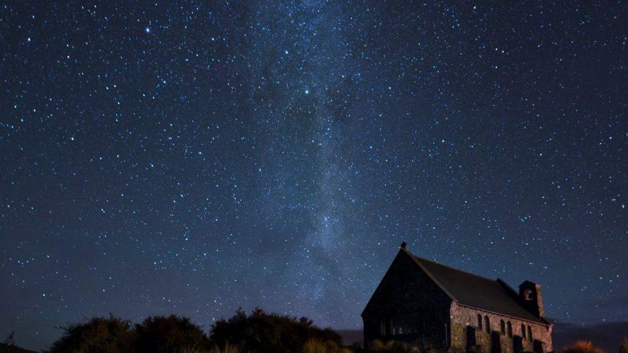 世界遺産級の星空を楽しめる、ニュージーランド・テカポでやるべき5つのこと