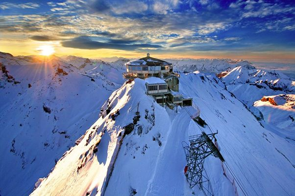世界で最も治安の良い国!スイスの治安や観光スポットを紹介