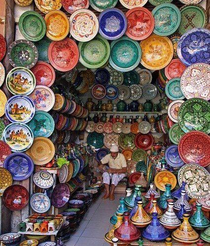 モロッコ雑貨が可愛すぎ!モロッコで買いたい雑貨10選!